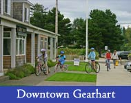 Downtown Gearhart