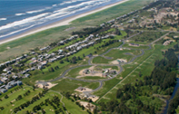 Aerial Tour of Oregon Coast Gearhart Homes